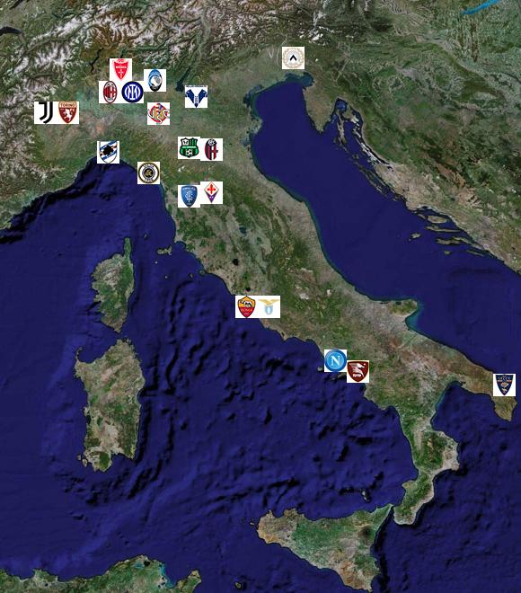 Serie D Italien