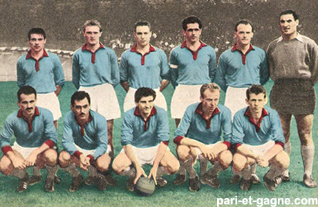 Grenoble Foot 1960/1961