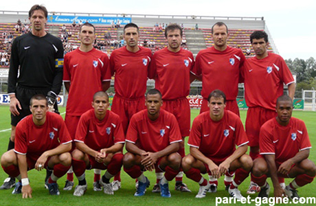 Grenoble Foot 2008/2009