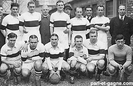 Olympique Lillois 1935/1936