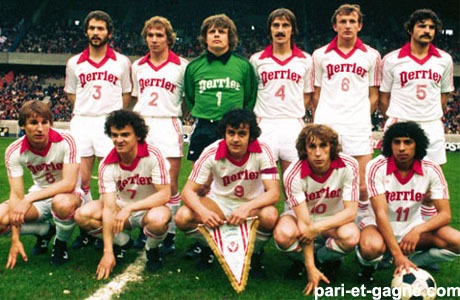 AS Nancy Lorraine 1977/1978