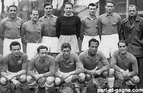 AS Saint-Etienne 1945/1946