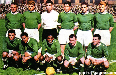 AS Saint-Etienne 1956/1957