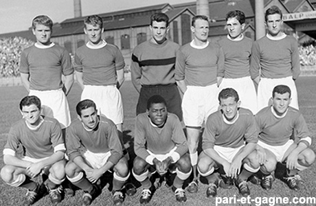 AS Saint-Etienne 1957/1958