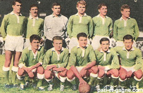AS Saint-Etienne 1959/1960