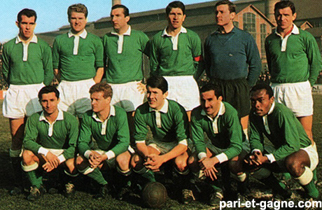 AS Saint-Etienne 1963/1964