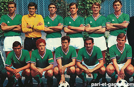 AS Saint-Etienne 1967/1968