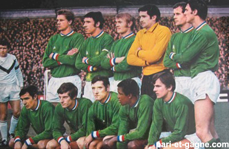 AS Saint-Etienne 1968/1969