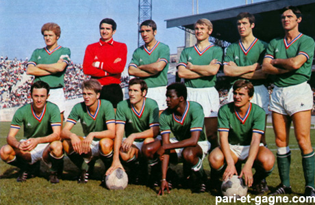 AS Saint-Etienne 1969/1970