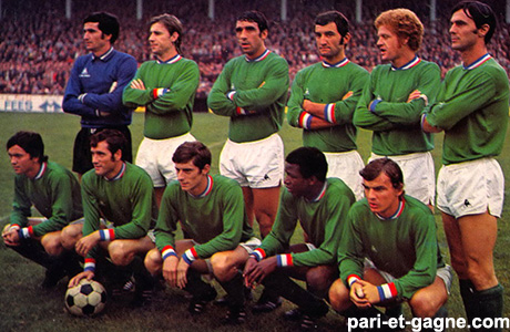 AS Saint-Etienne 1970/1971
