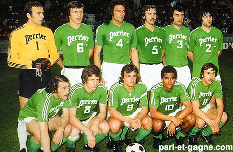 AS Saint-Etienne 1973/1974