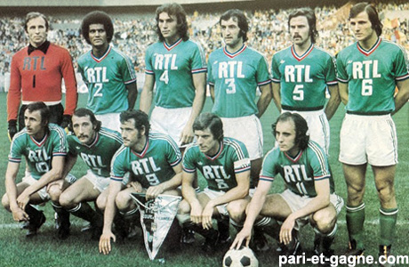 AS Saint-Etienne 1974/1975