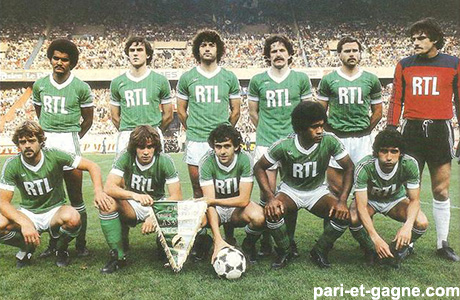 AS Saint-Etienne 1980/1981
