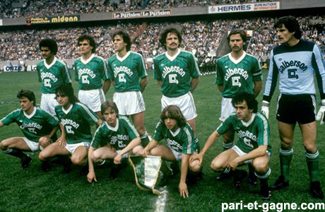AS Saint-Etienne 1981/1982