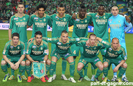 AS Saint-Etienne 2012/2013