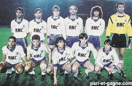 Toulouse FC 1986/1987