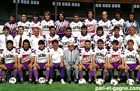 Toulouse FC 1991/1992