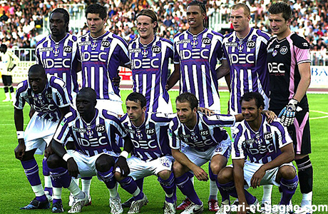 Toulouse FC 2008/2009