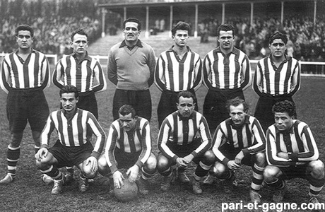 Toulouse FC 1937-67 1949/1950