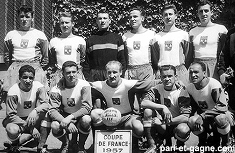 Toulouse FC 1937-67 1956/1957