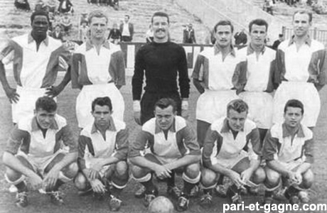 Toulouse FC 1937-67 1959/1960