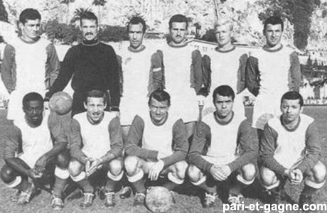 Toulouse FC 1937-67 1963/1964